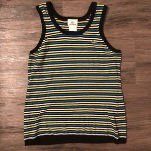 3 for $30 ‼️ Lacoste Striped Tank Top 😍